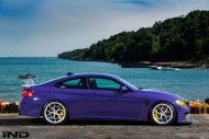 tuning bmw m4 porsche gt3 rs 2016 13 190x127 Fotstory: BMW M4 F82 von iND trifft auf Porsche GT3 RS
