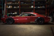 1968 Dodge Charger Widebody Tuning 3 190x127 Geile Idee   1968er Dodge Charger Widebody in Arbeit