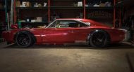 1968 Dodge Charger Widebody Tuning 4 190x103 Geile Idee   1968er Dodge Charger Widebody in Arbeit