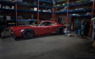 1968 Dodge Charger Widebody Tuning 5 190x118 Geile Idee   1968er Dodge Charger Widebody in Arbeit