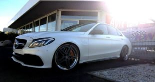 20 Zoll Schmidt FS Mercedes AMG C63s Tuning KW 1 1 310x165 Dodge Charger R/T auf 21 Zoll Alu's by Extreme Customs Germany