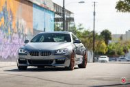 20 Zoll Vossen VFS 308 BMW 6er F06 Gran Coupe Tuning 2 190x127 20 Zoll Vossen VFS 308 Alu's am BMW 6er F06 Gran Coupe