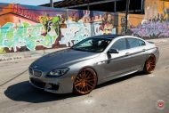20 Zoll Vossen VFS 308 BMW 6er F06 Gran Coupe Tuning 6 190x127 20 Zoll Vossen VFS 308 Alu's am BMW 6er F06 Gran Coupe