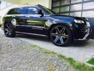 24 Zoll Verde Jeep Grand Cherokee Tuning 1 190x143 Riesig   24 Zoll Verde Alu's am Jeep Grand Cherokee by Power Parts