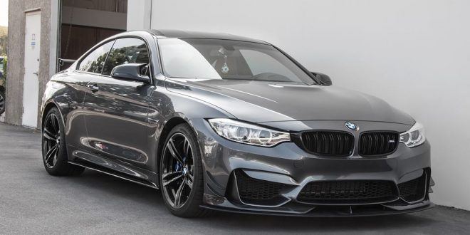 (Fast) volles Programm – AC Schnitzer BMW M4 F82 by EAS