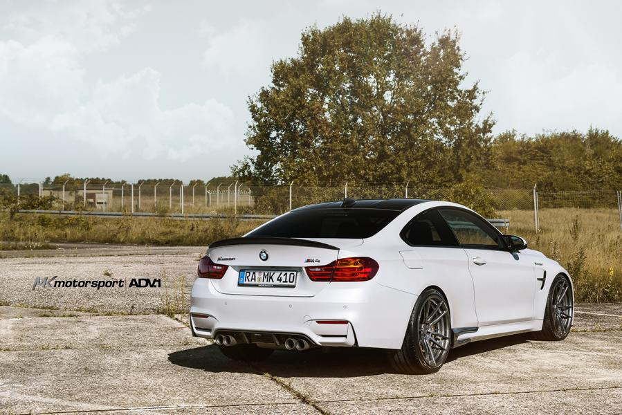 ADV5.2 BMW M4 F82 Coupe Tuning 1 20 Zoll ADV5.2 Felgen am MK Motorsport BMW M4 F82 Coupe