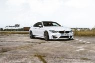 ADV5.2 BMW M4 F82 Coupe Tuning 2 190x127 20 Zoll ADV5.2 Felgen am MK Motorsport BMW M4 F82 Coupe