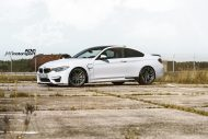 ADV5.2 BMW M4 F82 Coupe Tuning 4 190x127 20 Zoll ADV5.2 Felgen am MK Motorsport BMW M4 F82 Coupe