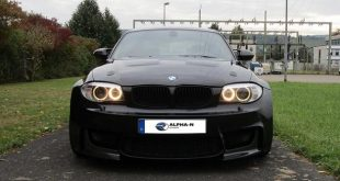 Alpha N Performance BMW 1M E82 Coupe Tuning 1 310x165 BMW 135i E82 Coupe auf Rays ZE40 Alu's und mit 1M Optik