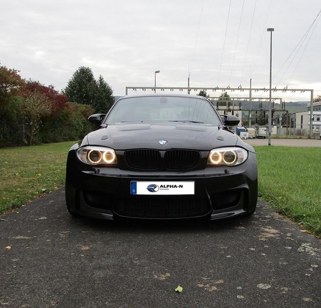 Alpha N Performance BMW 1M E82 Coupe Tuning 1 Fotostory: Alpha N Performance BMW 1M E82 Coupe