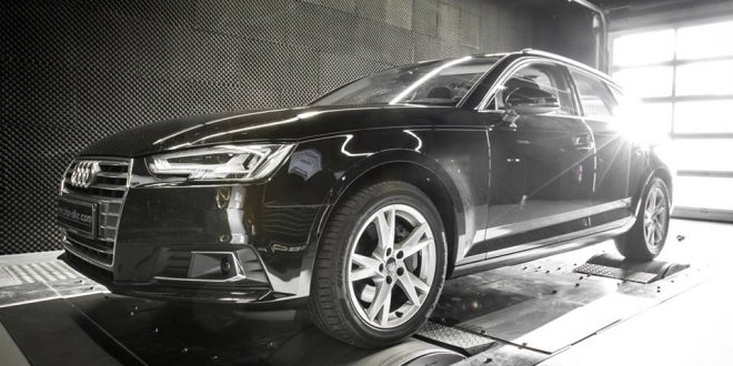 216PS & 462NM im Audi A4 2.0 TDI CR B9 by Mcchip-DKR