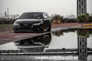 Audi A4 S4 B8 Tuning M621 Airride 1 190x127 Extrem schick   Audi A4 S4 Limo auf M621 Alu's & Airride