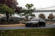 Audi A4 S4 B8 Tuning M621 Airride 11 190x127 Extrem schick   Audi A4 S4 Limo auf M621 Alu's & Airride