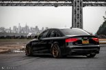Audi A4 S4 B8 Tuning M621 Airride 13 155x103 Extrem schick   Audi A4 S4 Limo auf M621 Alu's & Airride