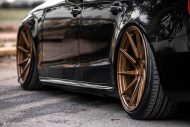 Audi A4 S4 B8 Tuning M621 Airride 14 190x127 Extrem schick   Audi A4 S4 Limo auf M621 Alu's & Airride