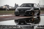 Audi A4 S4 B8 Tuning M621 Airride 16 190x127 Extrem schick   Audi A4 S4 Limo auf M621 Alu's & Airride