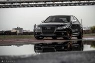 Audi A4 S4 B8 Tuning M621 Airride 17 190x127 Extrem schick   Audi A4 S4 Limo auf M621 Alu's & Airride