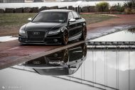 Audi A4 S4 B8 Tuning M621 Airride 18 190x127 Extrem schick   Audi A4 S4 Limo auf M621 Alu's & Airride