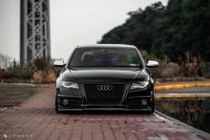 Audi A4 S4 B8 Tuning M621 Airride 19 190x127 Extrem schick   Audi A4 S4 Limo auf M621 Alu's & Airride
