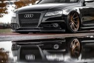 Audi A4 S4 B8 Tuning M621 Airride 22 190x127 Extrem schick   Audi A4 S4 Limo auf M621 Alu's & Airride