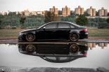 Audi A4 S4 B8 Tuning M621 Airride 23 155x103 Extrem schick   Audi A4 S4 Limo auf M621 Alu's & Airride