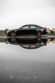 Audi A4 S4 B8 Tuning M621 Airride 27 190x285 Extrem schick   Audi A4 S4 Limo auf M621 Alu's & Airride