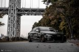 Audi A4 S4 B8 Tuning M621 Airride 34 155x103 Extrem schick   Audi A4 S4 Limo auf M621 Alu's & Airride