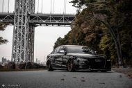 Audi A4 S4 B8 Tuning M621 Airride 34 190x127 Extrem schick   Audi A4 S4 Limo auf M621 Alu's & Airride