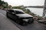Audi A4 S4 B8 Tuning M621 Airride 41 155x103 Extrem schick   Audi A4 S4 Limo auf M621 Alu's & Airride