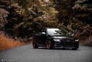 Audi A4 S4 B8 Tuning M621 Airride 46 190x127 Extrem schick   Audi A4 S4 Limo auf M621 Alu's & Airride