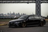 Audi A4 S4 B8 Tuning M621 Airride 5 190x127 Extrem schick   Audi A4 S4 Limo auf M621 Alu's & Airride