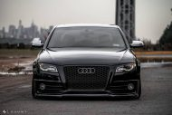 Audi A4 S4 B8 Tuning M621 Airride 8 190x127 Extrem schick   Audi A4 S4 Limo auf M621 Alu's & Airride