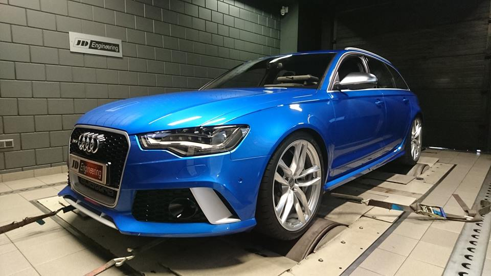 Audi RS6 C7 Avant JD Engineering Chiptuning 1 671PS & 812NM im Audi RS6 C7 Avant von JD Engineering