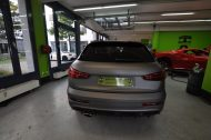 Audi RSQ3 gunmetall metallic matt Folierung 2 190x126 Print Tech   Folierungen an Golf, GT3 RS, RSQ3 & SL55 AMG & Co.