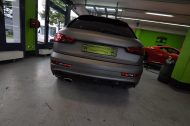 Audi RSQ3 gunmetall metallic matt Folierung 4 190x126 Print Tech   Folierungen an Golf, GT3 RS, RSQ3 & SL55 AMG & Co.