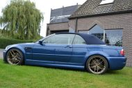 BMW E46 M3 19 Zoll Z Performance Wheels ZP2.1 9 190x127 BMW E46 M3 auf 19 Zoll Z Performance Wheels ZP2.1