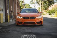 BMW F80 M3 Fire Orange Velos D5 tuning 10 190x127 AUTOcouture Motoring BMW F80 M3 in Fire Orange auf Velos Alu's