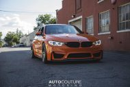 BMW F80 M3 Fire Orange Velos D5 tuning 12 190x127 AUTOcouture Motoring BMW F80 M3 in Fire Orange auf Velos Alu's