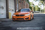 BMW F80 M3 Fire Orange Velos D5 tuning 2 190x127 AUTOcouture Motoring BMW F80 M3 in Fire Orange auf Velos Alu's
