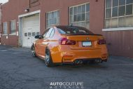 BMW F80 M3 Fire Orange Velos D5 tuning 5 190x127 AUTOcouture Motoring BMW F80 M3 in Fire Orange auf Velos Alu's