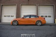 BMW F80 M3 Fire Orange Velos D5 tuning 6 190x127 AUTOcouture Motoring BMW F80 M3 in Fire Orange auf Velos Alu's
