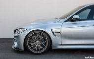 BMW F80 M3 HRE FF01 Tuning 10 190x119 Dezent   BMW F80 M3 auf HRE Alu's by European Auto Source