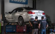 BMW F80 M3 HRE FF01 Tuning 6 190x119 Dezent   BMW F80 M3 auf HRE Alu's by European Auto Source