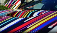 BMW i8 Jeff Koons Art Car tuning 7 190x111 Fotostory: BMW i8 im Jeff Koons Art Car Style by Metro Wrapz