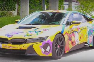 bmw-i8-pokemon-folierung-tuning