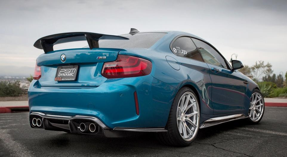 Bodykit PSM Dynamic BMW M2 F87 Coupe 1 Fast umgesetzt   Bodykit von PSM Dynamic am BMW M2 F87 Coupe
