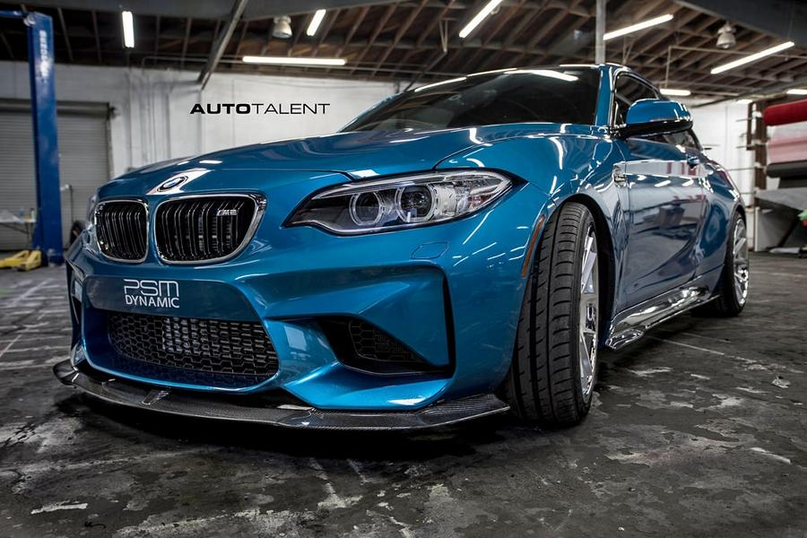 Bodykit PSM Dynamic BMW M2 F87 Coupe 4 Fast umgesetzt   Bodykit von PSM Dynamic am BMW M2 F87 Coupe