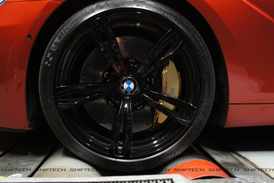Chiptuning BMW M6 F13 Coupe 2 711PS & 938NM im ShifTech Enigneering BMW M6 F13 Coupe