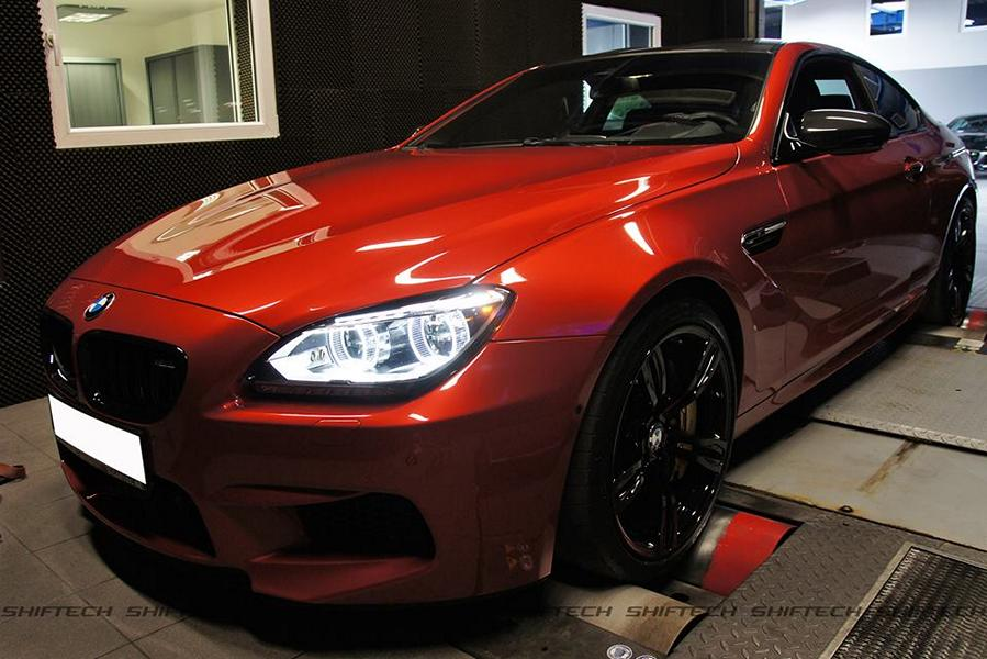 Chiptuning BMW M6 F13 Coupe 7 711PS & 938NM im ShifTech Enigneering BMW M6 F13 Coupe