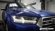 Dieselpower Chiptuning Audi SQ7 TDI 4M 2 190x107 Video: 473PS & 945NM im Dieselpower Audi SQ7 TDI